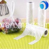 Food Grade Embalagem biodegradável de plástico T Shirt Food Bag
