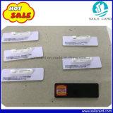 Пластичные нагрудные планки с фамилией участника штата PVC с зажимом и Pin