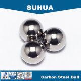 bola de acero inoxidable de 17m m, esfera del metal con la ISO
