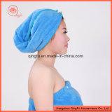 Korallenrote Vlies Haar-Trockner Schutzkappe/Tuch für Haar-Salon