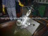 Soupape à vanne CF8 avec l'extrémité à flasque, rf