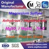 Classe de Pharma do sulfato de magnésio