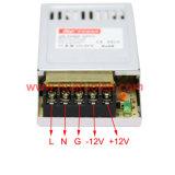 12V-25W alimentazione elettrica non impermeabile costante di tensione LED