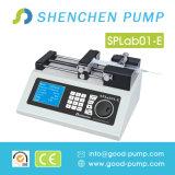 Kleine Strömungsgeschwindigkeit-Spritze-Pumpe für Infusion, automatische Marken-Pumpen-Ionenchromatographie, Intelligenz-Spritze-Pumpe für Labor