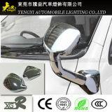 Auto tampa lateral do espelho para decoração do acessório do carro do cromo do carro de Toyota Haice a auto