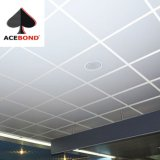 [بويلدينغ متريل] مصنع ألومنيوم حديث سقف تصميم مشبك في معدنة سقف