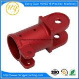 Часть китайской точности CNC изготовления подвергая механической обработке для части связи запасной