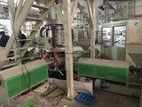 Máquina que sopla de la película del PE de tres capas