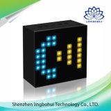 Altofalante ao ar livre ativo de Bluetooth com termômetro e paleta de Digitas