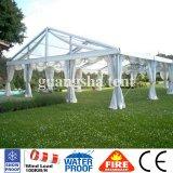 Baldacchino impermeabile di alluminio della tenda del partito di cerimonia nuziale trasparente del giardino