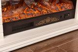 承認されるセリウムが付いているTVの立場の現代ヒーターの電気暖炉(336S)