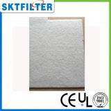 Algodón Aguja-Perforado G2 blanco para el filtro