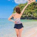 Het in het groot Jonge Meisje Swimwear van het Geslacht van de Opdrukoefening van de Vrouw