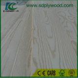 madera contrachapada de la chapa de la teca de 3.6m m para los muebles