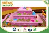 실내 운동장 전시 테이블 아이를 위한 연약한 실행 장비