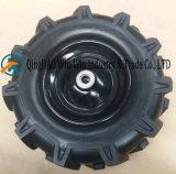 Rotella del carrello utilizzata rotella solida della gomma piuma dell'unità di elaborazione a disposizione (4.00-8)