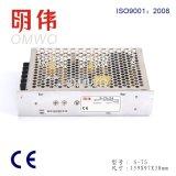 Schaltungs-Stromversorgung des LED-Fahrer-3A 24V 75W S-75