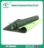 Estera de la yoga de la TPE, esteras cómodas de encargo de la aptitud de Eco de la TPE de Eco de la yoga de la venta al por mayor cómoda de la estera