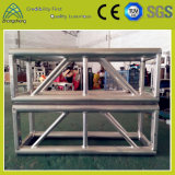 Ферменная конструкция квадрата болта винта индикации алюминия конструкции системы ферменной конструкции оборудования этапа даже с освещением