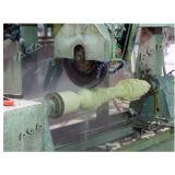 Automatische Steinausschnitt-Maschinen-Stein-Pfosten-Maschine