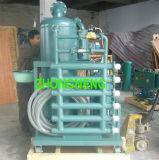 Sistema da filtragem do petróleo do transformador do vácuo, equipamento do purificador de petróleo de Zhongneng