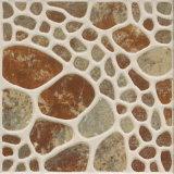 Azulejo de suelo de cerámica esmaltado rústico de Matt