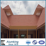 建築材料のためのメタル・セラミック屋根ふきの結束のタイル