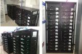 LiFePO4 литий 48V 100ah солнечные батареи цикла дома Ce блока батарей телекоммуникаций 19 дюймов глубокие