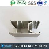 Taille personnalisée par profil en aluminium pour le marché l'Europe de l'Afrique de porte de guichet
