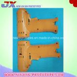 Piezas particulares de mecanizado CNC ABS POM PP PC de nylon plástico CNC