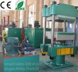 Máquina de processamento de borracha, imprensa Vulcanizing de borracha, imprensa Vulcanizing