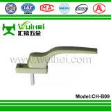 Windows와 문 (CH-B09)를 위한 고품질 아연 합금 사각 샤프트 손잡이