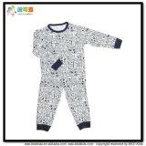 Impresión de color Ropa para niños Ropa interior suave Organic Kids Pijamas