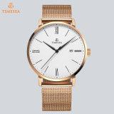 Horloge 72713 van de Eigen van de Ontwerper van de manier van het Polshorloge van de Douane van het Embleem van het Merk Mensen Van uitstekende kwaliteit van het Horloge