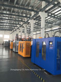 Машина /Moulding прессформы дуновения штрангя-прессовани бутылки HDPE 20 литров автоматическая