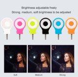8개의 LED 빛을%s 가진 Sync LED 섬광, Rk07 소형 Sync Selfie 시간 LED 섬광을%s 가벼운 강화 Selfie 를 위한