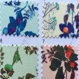 Unità di elaborazione floreale Hw-654 di cuoio della tappezzeria di scintillio