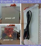 Vidro esperto Switchable eletrônico de Pdlc do controle de potência