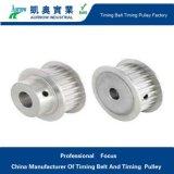 Polia de ferro de alumínio para máquina CNC