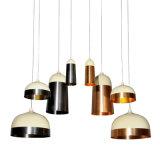 현대 간단한 알루미늄 펀던트 램프 장식적인 거는 빛