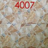 azulejo de suelo de cerámica esmaltado rústico del material de construcción de 400*400 milímetro
