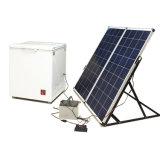 Réfrigérateur solaire de compresseur DC de 170L