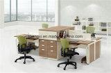 現代家具のキャビネットのオフィスのプロジェクトのための管理の机のコンピュータ表