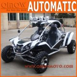 2 Seater 500cc 4X4 weg vom Straßen-Pedal gehen Kart