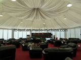 Mais recente Design Hexagon Famiry Tent with Luxury Accessories Auto Show