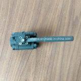 Vávula de bola forjada estándar del extremo de cuerda de rosca del acero de carbón del ANSI A105