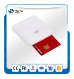 EMV PC-Link Leitor de cartão inteligente Leitor / gravador de cartão de microfone USB ICR38u-I1