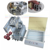 Máquina manual de escritorio de la impresora de la pista de la bandeja de la tinta TM-Xy150 con la máquina de la exposición