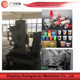 Impresora de la superficie curvada para la taza plástica en Ruian