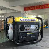 MiniGenerator van de Macht van de Benzine 500watt van de Motor 1e45f van de Draad van het Koper van de Prijs van de Fabriek van de bizon (China) de Luchtgekoelde Draagbare